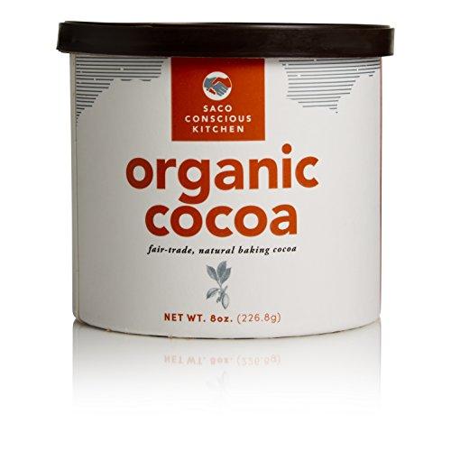 SACO Conscious Kitchen Certified Organic Cocoa