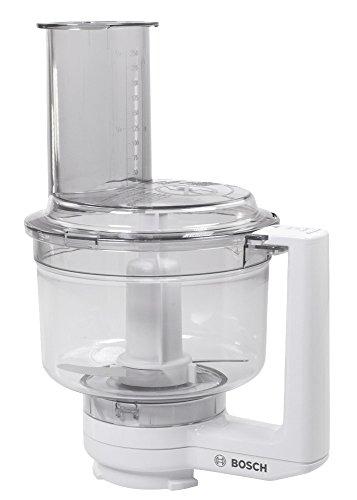 Bosch MUZ6MM3, Blanco, 1000 g, 300 mm, 165 mm, 200 mm, Plástico - Robot de cocina