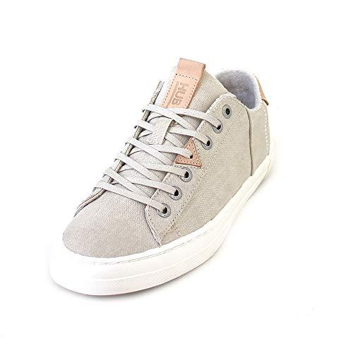 HUB FOOTWEAR - HOOK -W C06 DLX - lite bone white