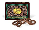 Asher's Chocolates, Chocolate Covered Pretzels Assortment, Gourmet Sweet and Salty Candy, Small...