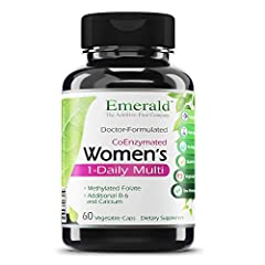 Complete Women's Multivitamin: Our 1 Daily Multivitamin is tailor made to meet the everyday nutritional needs of women. It's fortified with essential vitamins and minerals that may help support a support in energy and aid or support in managing weigh...