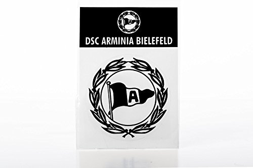 DSC Arminia Bielefeld Aufkleber Logo schwarz
