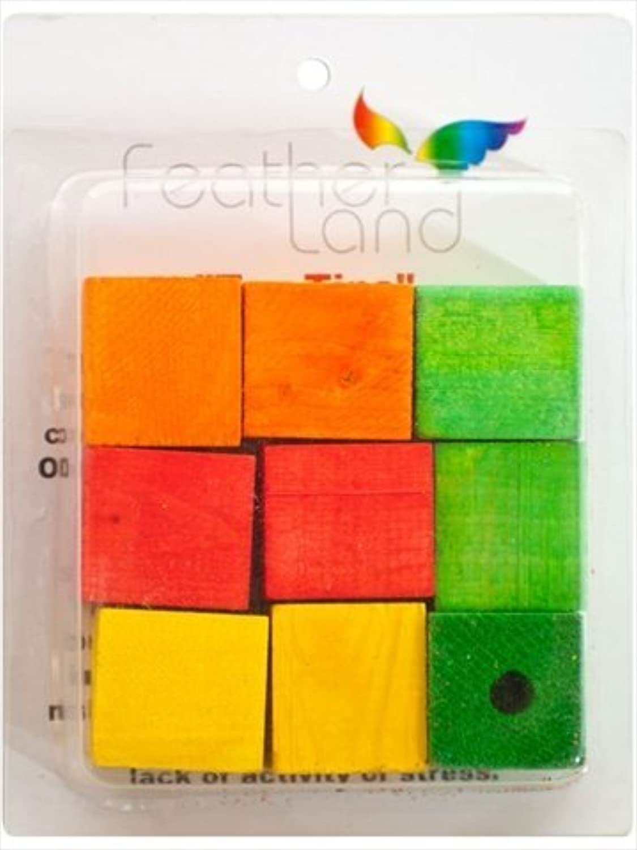FeatherLand 1 1 2 x 1 1 2  Wood Blocks