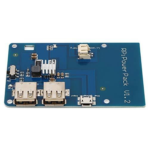 3800mah Kunststoff 1.8a Elektronische Komponenten Unabhängiges Netzteil für Raspberry Pi3