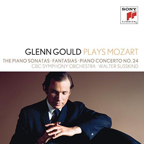 Glenn Gould Collection Vol.15 - Glenn Gould plays Mozart: Die Klaviersonaten, Fantasien, Klavierkonzert Nr. 24