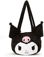 Kuromi Bag,My Melody Hello Kitty Cinnamoroll PomPomPurin Cute Cartoon Backpack Shoulder Bag Doll Handbag