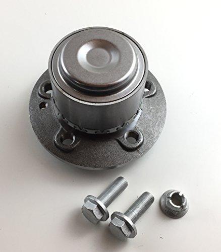1 x Radlagersatz , Radlager + Radnabe und Zubehör Vito Viano W639 vorne front