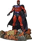 Diamond - Figura articulada de la colección Marve Select del Personaje Magneto de los Comics X-Men, ...