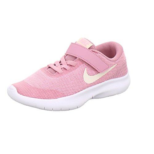 Nike Flex Experience RN 7 (PSV), Zapatillas de Running para Niñas, Multicolor (Elemental Pink/Guava Ice/Pink/White 601), 30.5 EU
