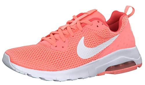Nike Damen Air Max Motion Lw (gs) Leichtathletikschuhe, Mehrfarbig (Lt Atomic Pink/White/Rush Coral 000), 38 EU