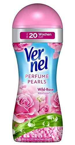 Vernel Perfume Pearls Wildrose, 230 g, Wäscheparfüm für duftende, frische Wäsche
