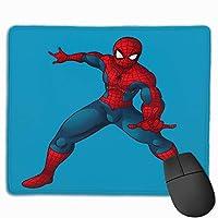 スパイダーマン マウスパッド ゲーミング オフィス最適 高級感 おしゃれ耐久性が良 付着力が強い30x25x0.3cm
