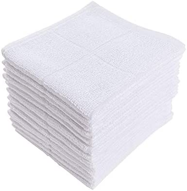 Glynniss Dishcloths Kitchen Highly Absorbent Dish Rags 100 Cotton Dish Cloths for Washing Dishes product image