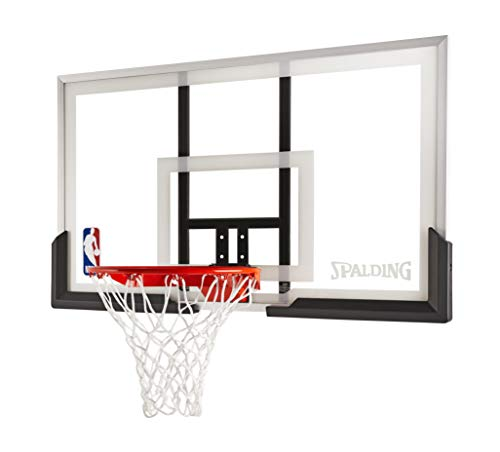 Spalding 54-Inch Backboard and Rim Combo with Acrylic Backboard