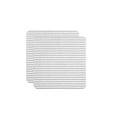 yiju Selbstklebende Teppich Corner Gripper Matten Teppich Pads Anti-Rutsch-Aufkleber Für Teppich Teppich Gadget 12 Pieces-12Pcs