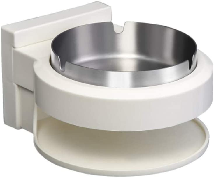 TEAYASON Abs Ashtray Wall Mounted Smoking Ste Ash Tampa Sales of SALE items from new works Mall Stainless Tray