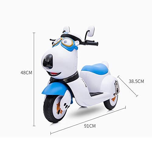 Elektrisches Motorrad Für Kinder Lotee Bild 4*
