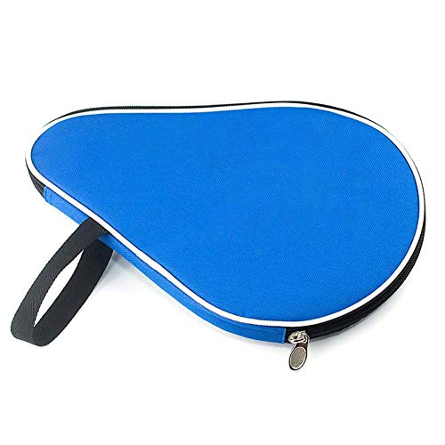 Find Discount Zebery Professional Table Tennis Rackets Case Bat Bag Oxford Ping Pong Cover Holding 3...
