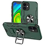 iPhone 12 Mini 5.4 inch Case [ Military Grade ] with Screen