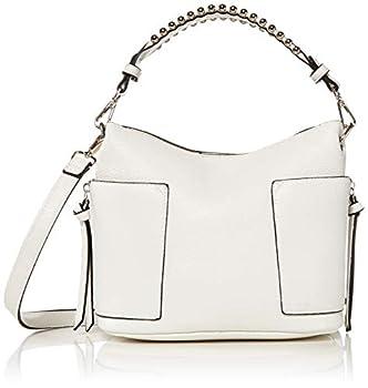 Steve Madden womens Bucket Bag White One Size US