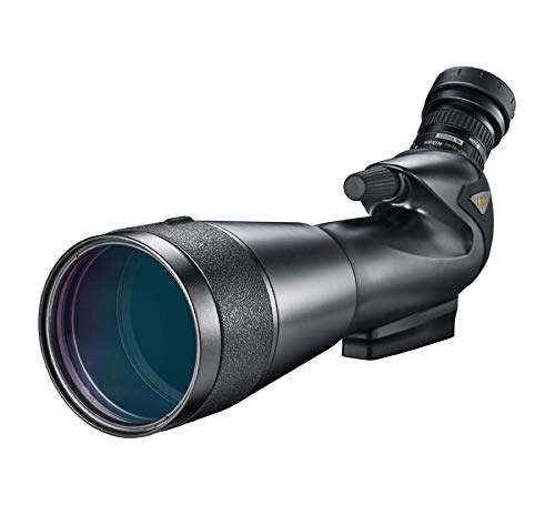 Nikon Prostaff 5 Proscope 82mm Angled Body with 20-60x Zoom, Black