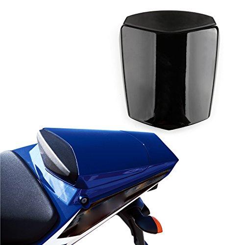 Areyourshop Cubierta de asiento trasero para YZF R6 2003-2005 carenado negro
