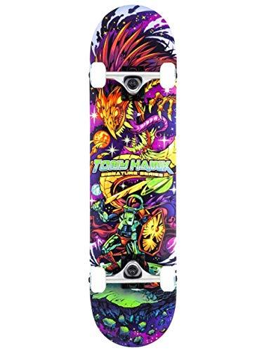 Tony Hawk Skate Completo SS 540 Homerun Green 7.75