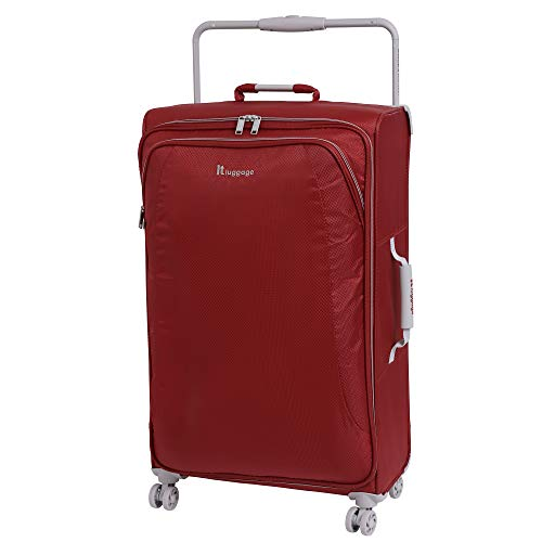 it luggage World's Lightest New York 8 Wheel Super Lichtgewicht Suitcase Large koffer, 80 cm