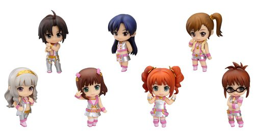 Nendoroid Petit THE IDOLM @ STER2 Million Dreams Ver. Stage 01 (non-scale ABS & PVC painted trading figures moving pieces 8 BOX)