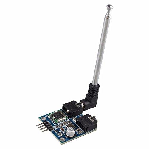 Tee 5767 FM Stereo Radio Modul mit Kabel Antenne für Arduino Raspberry Pi DIY