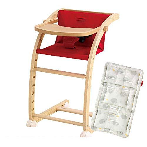 HUA-Furniture Silla Multifuncional De Madera Maciza, Silla