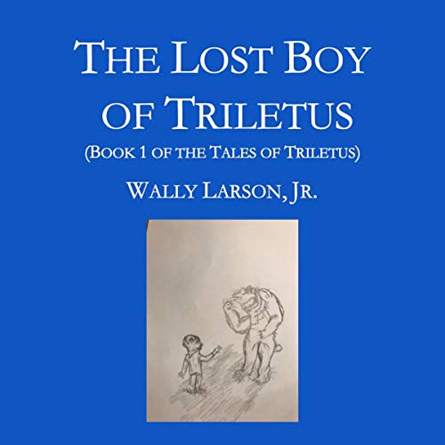 The Lost Boy of Triletus  By  cover art