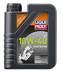 LIQUI MOLY 20832 10W40 Scooter MB 1 L,Liqui Moly,20832