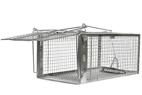 AB Traps Quality Live Animal Humane Trap Catch and Release...
