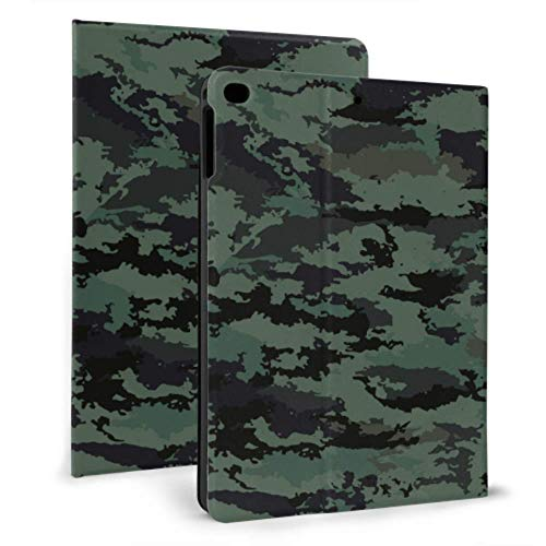 Ipad Cover Camouflage Protective Military Cool Style Ipad Cover For Girls For Ipad Mini 4/mini 5/2018 6th/2017 5th/air/air 2 With Auto Wake/sleep Magnetic Ipad Case Protection