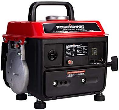 PowerSmart Generator 900 Running Watts 1000 Starting Watts Gas Powered Portable Generator PS50A product image