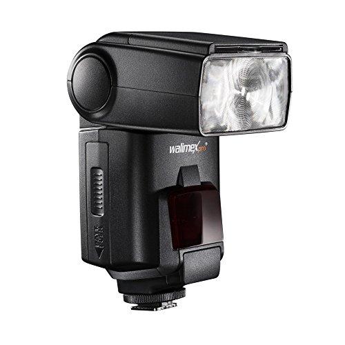 Walimex Speedlite 58 HSS E-TTL II Negro - Flash (Negro, 6 s, Canon, 5600 K, 360°, 58 m)