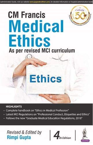 CM Francis Medical Ethics