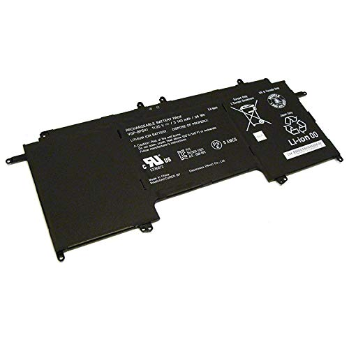 TanDirect New VGP-BPS41 36Wh 3140mAh Replacement Laptop Battery...