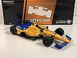 Greenlight 11061 - Coche en Miniatura Coleccionable, Color Naranja y Azul