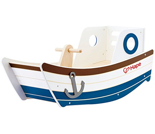 Award Winning Hape High Seas Wooden...