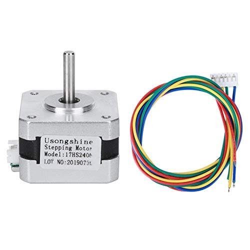 17HS2408 17 Kit motore passo-passo con motore passo-passo Attrezzatura accessoria a 4 fili per stampante 3D