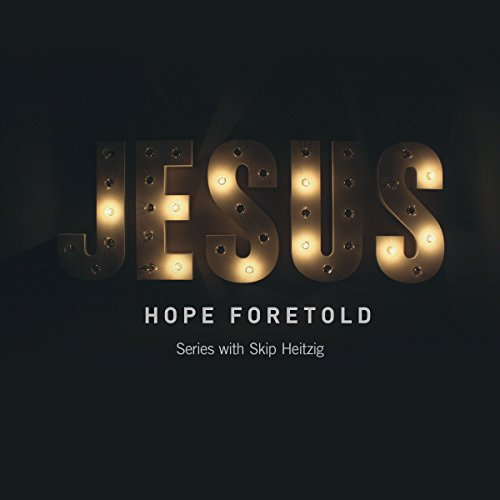 Jesus: Hope Foretold audiobook cover art