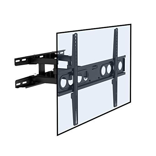 Fleximounts A22L TV Wandhalterung für Flachbildschirme, neigbar, schwenkbar, max. VESA 600x400 bis 70 kg Plasma LCD LED (32-70 Zoll)