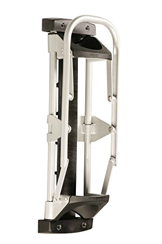 ECOPRESS PET Flaschenpresse, Metall, grau, 49 x 16,5 x 10 cm