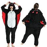 YQ&TL Pijamas Animal Cosplay Unisex niños Adultos Disfraz Pijamas de una Pieza Mejor Regalo para Fiesta de Carnaval de Halloween J 110cm