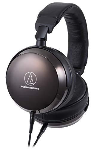 Audio-Technica ATH-AP2000TI Closed-Back Headphones, Black