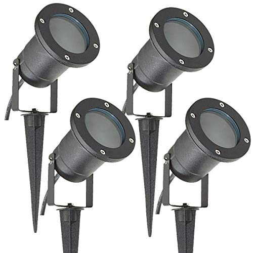 Long Life Lamp Company SPBLK04 - Bombilla IP65 exteriores para jardín o...