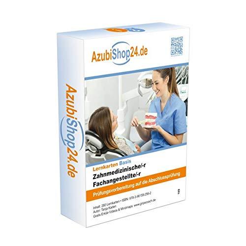 Lernkarten Zahnmedizinische/-r Fachangestellte/-r Prüfung Prüfungsvorbereitung: Prüfung Zahnmedizinische/-r Fachangestellte/-r Prüfungsvorbereitung Ausbildung