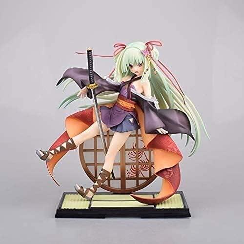 PRVQL Sales results No. 1 Anime Figure for Senren Statue Detroit Mall Model Characters Banka Toy